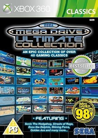 SEGA Mega Drive Ultimate Collection - Classics (Xbox 360 ...