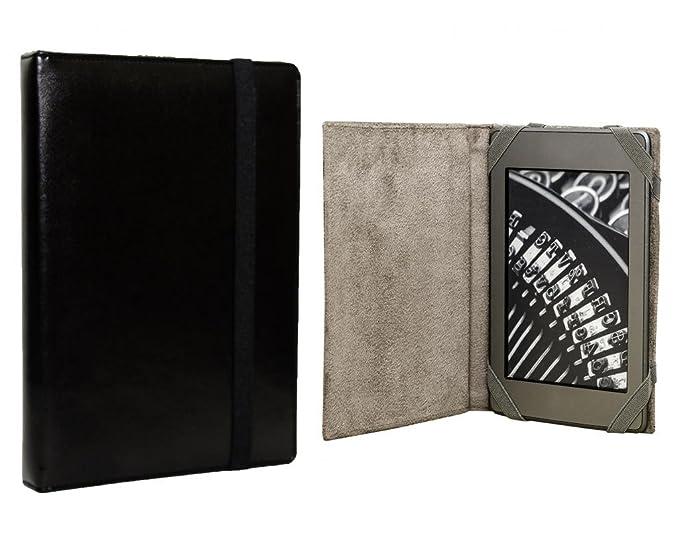 ANVAL Funda para EBOOK Sony PRS 600 Color Negro: Amazon.es ...