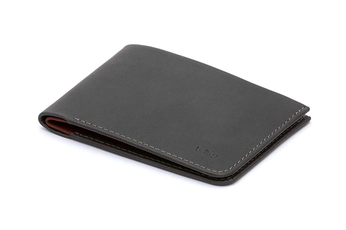 16c822bccfc0 Bellroy Leather Low Down Wallet Charcoal at Amazon Men's Clothing store: