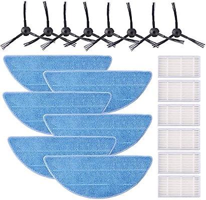 KEEPOW 20 pcs Accesorios para Chuwi ILIFE V3s Pro, V3s, V5, V5s ...