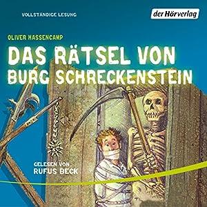 Das Rätsel von Burg Schreckenstein (Burg Schreckenstein 5) Hörbuch