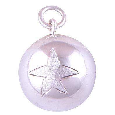 Buy original sterling silver harmony ball pendant with 925 purity original sterling silver harmony ball pendant with 925 purity seal aloadofball Images