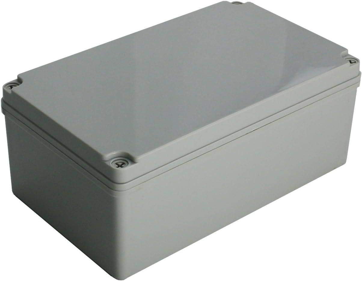 "Ogrmar Plastic Dustproof IP65 Junction Box DIY Case Enclosure (10""x 6""x 4"")"