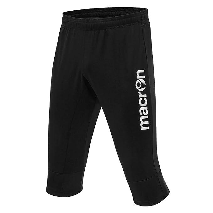 064f5d972f7a Pinocchietto Tre Quarti Pantaloni Tuta a 3/4 da Allenamento Uomo Macron  Finlay: Amazon.it: Abbigliamento