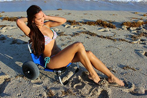 3 In One  Kayak Sup Trolley  Beach Chair  Cargo Cart
