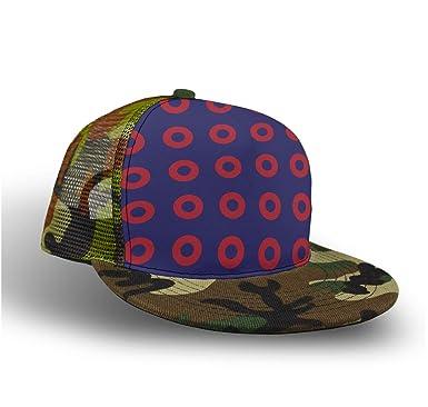 4cc92d2567 Children Casual Baseball Snapback Cap Trucker Cap Relaxed Fit Adjustable  Flat Brim Hat Dad Cap Hip