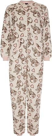 Primark - Pijama de una pieza - para mujer