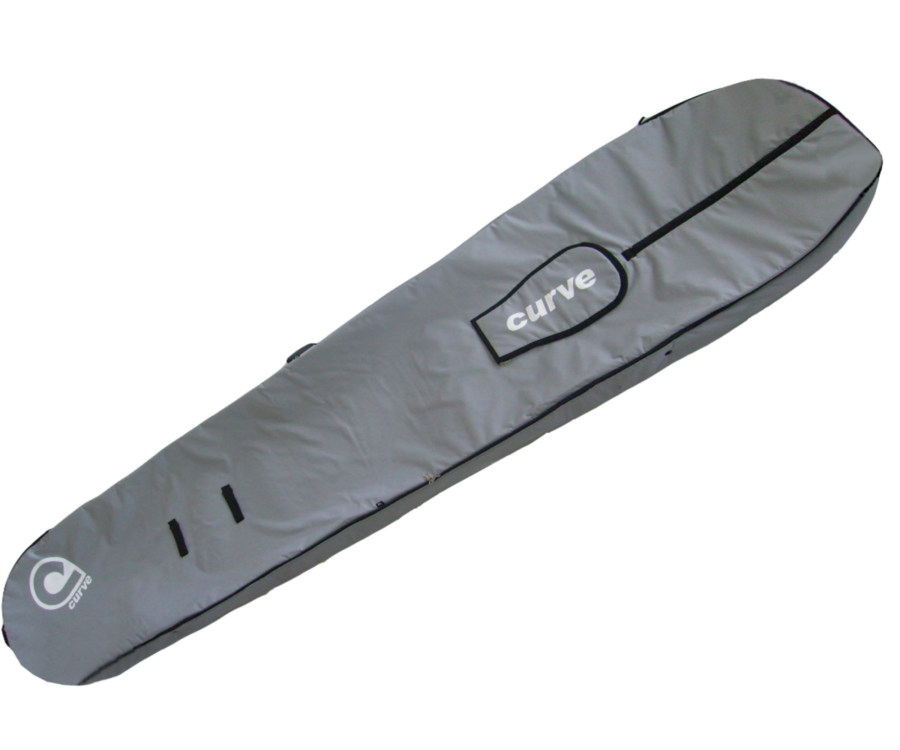Curve SUP Stand Up Paddleboard Board Bag Heavyweight 9'6 to 12'4 (11'6 Travelbag) by Curve
