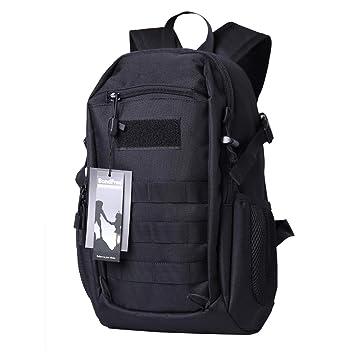 a051bb016d52 Amazon.com: BondFree Casual Daypacks Military Small Backpack Mini ...