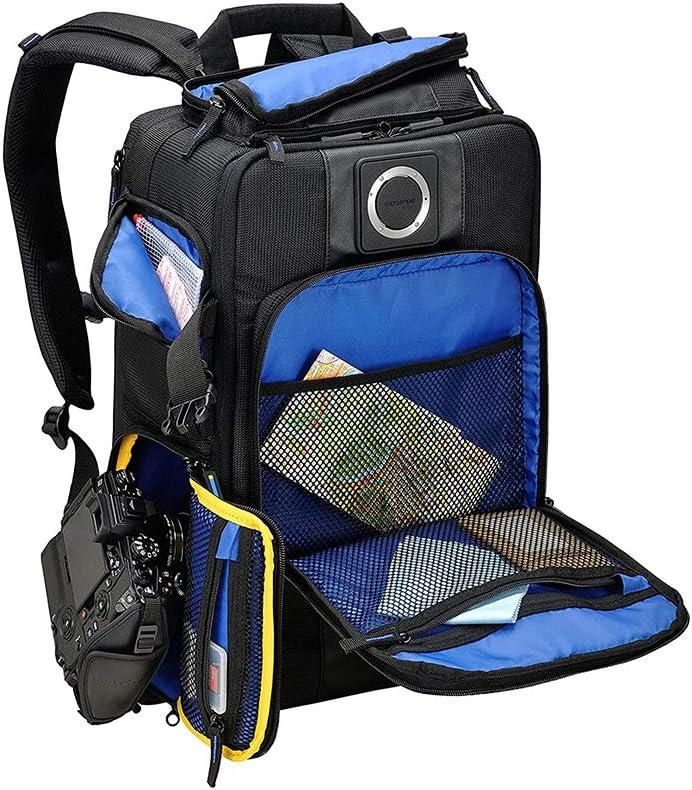 Black Full-Size CBG-12 Olympus Backpack Mirrorless System Backpack CBG-12