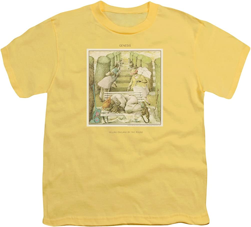 Genesis Band SELLING ENGLAND BY THE POUND Album Women/'s T-Shirt All Sizes
