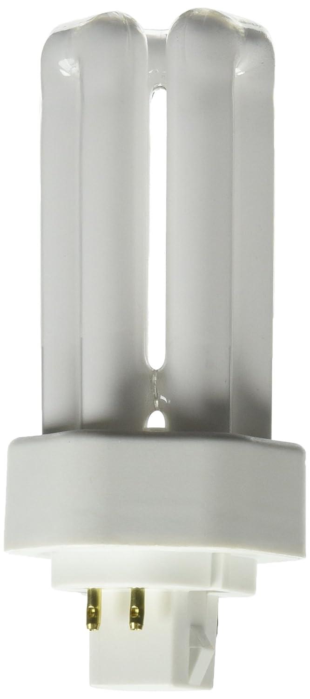 Osram Sylvania 20876 18W Triple Compact Fluorescent Amalgam Lamp with 4 Pin Base 3000K Color Temperature 82 CRI 4.4 Inch