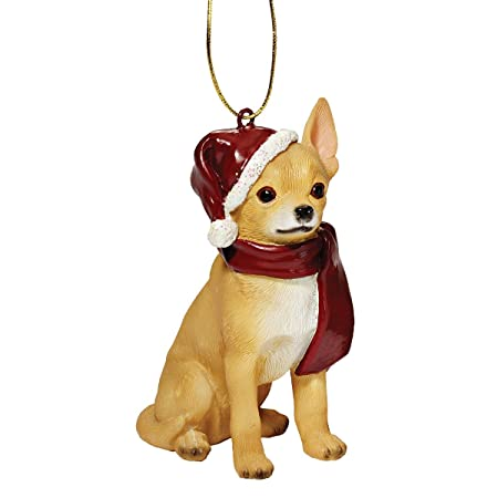 Christmas Ornaments - Xmas Chihuahua Holiday Dog Ornaments - Christmas  Decorations: Amazon.co.uk: Kitchen & Home - Christmas Ornaments - Xmas Chihuahua Holiday Dog Ornaments