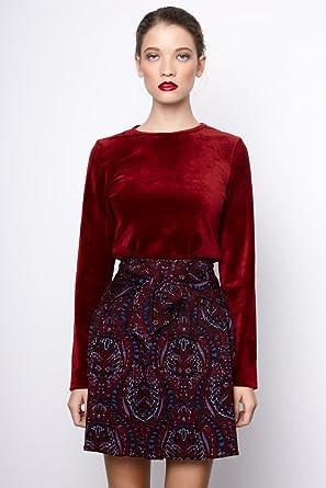 Compañía Fantástica - Falda Aperol / Aperol Skirt, Color Estampado ...