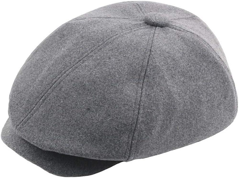 Cebbay Bonnet Homme Femme Chapeau,Bouffant Coton Casquette Chaud Chapeaux Cr/âne Baseball Plate Turban,Hiver Mode Ancien Beanie Hats Headwear Cap