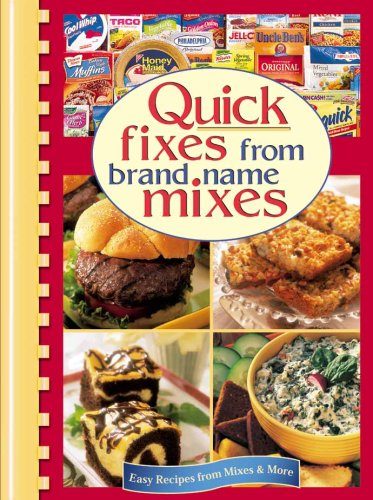 quick fixes with mixes - 5