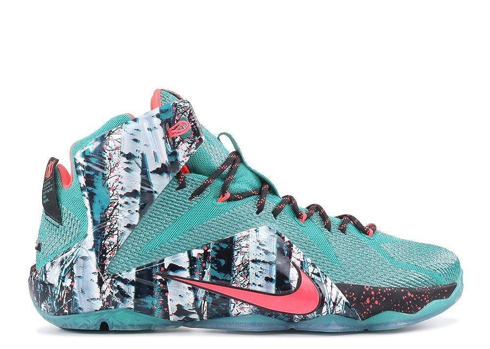 ... black basketball shoes 9dc79 16cb1  coupon for amazon nike lebron xii  mens basketball shoes shoes 9bccc b2421 28f2661eb