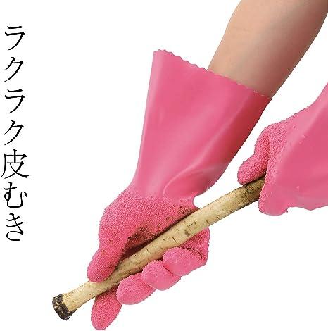 ピンク 山芋