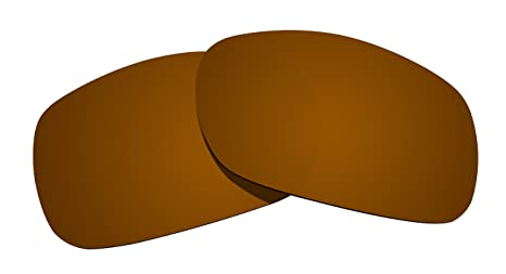 164bad447fb Littlebird4 Polarized Replacement Lenses for Oakley Twoface Sunglasses -  Multiple Options (Brown)