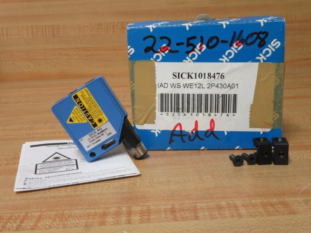Sick WS12L-2D430A01 Sensor WS12L2D430A01