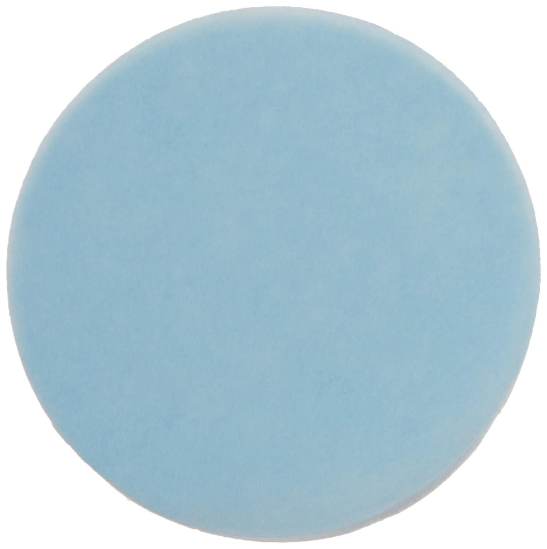 0.22 micron Pore Size Pack of 100 25mm Diameter GVS Life Sciences 1214238 Polypropylene Membrane Filters Disks