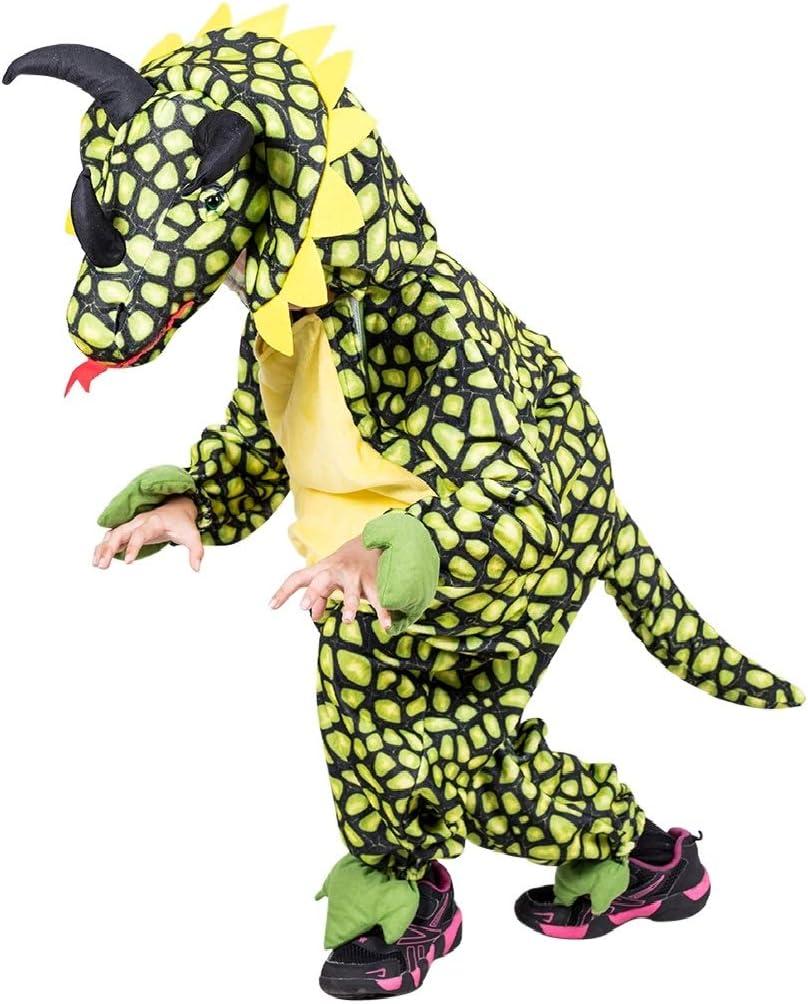 Disfraz de Dino Triceratops, F123 tamaño 4-5 anos, para niños ...