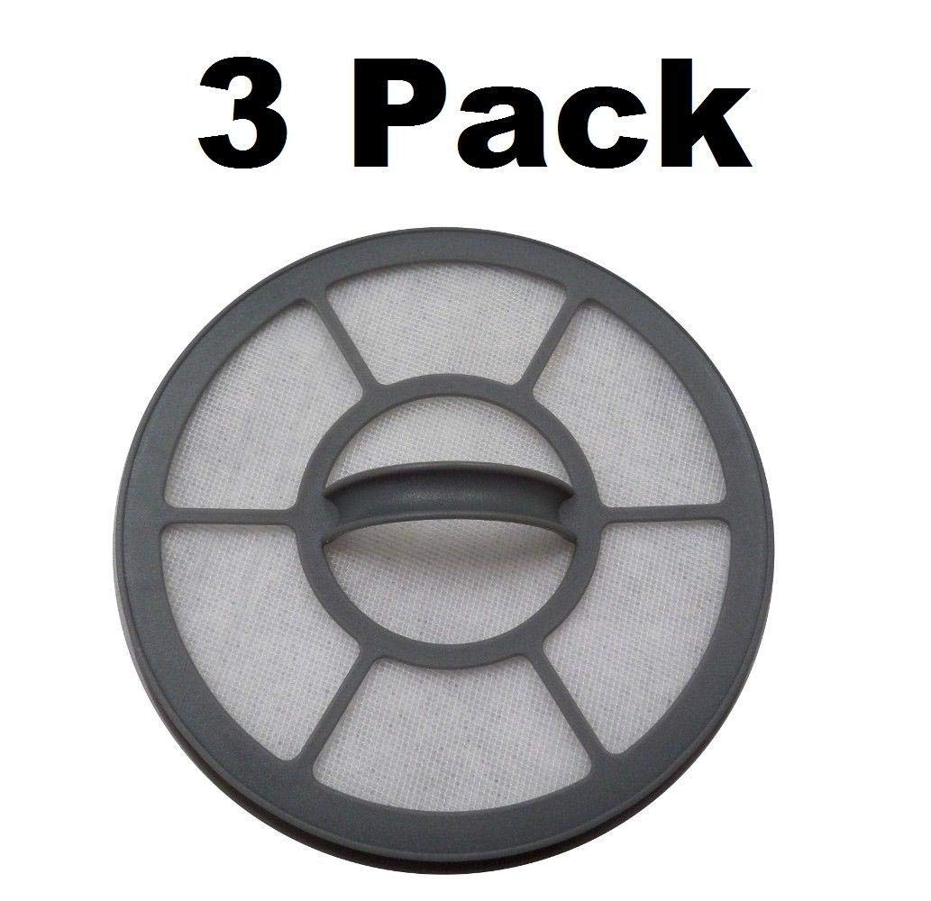 (Vacuum Parts) Filter for Eureka Airspeed Exact Pet Vacuum AS3001A 3 Pack
