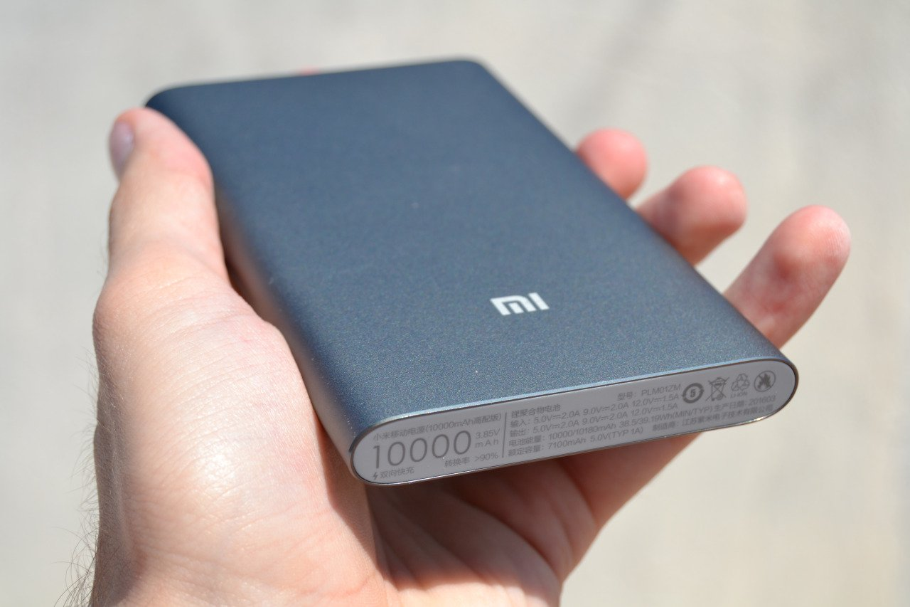 Xiaomi Power Bank Pro Externes Ladegert Elektronik Powerbank Mi 2 Original 10000mah Quick Charge