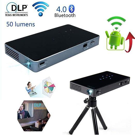 XIAYU Mini proyector 1080P HD, proyector de Video Multimedia LED ...