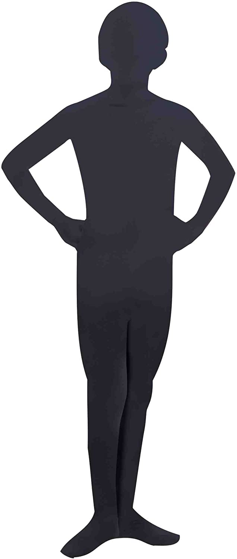 Forum Novelties I\'m Invisible Bodysuit, Black, Child\'s Medium 61napgGv0qL