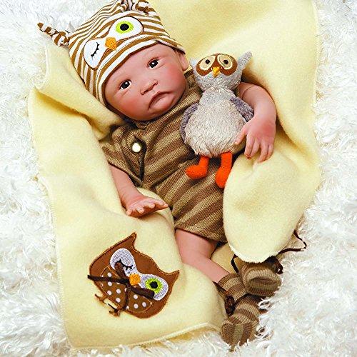 Paradise Galleries Reborn Baby Doll Like Real Life Newborn B