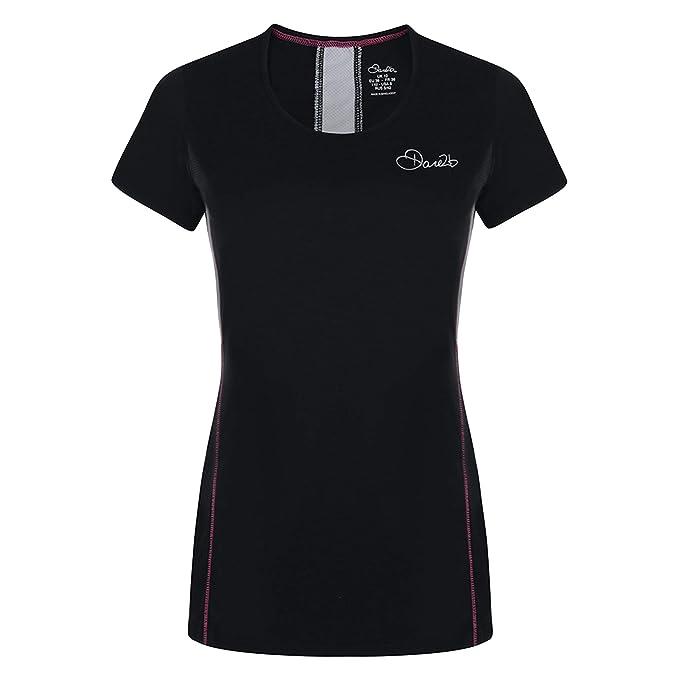 Dare 2b Camiseta Deportiva para Mujer  Amazon.es  Ropa y accesorios e51d87371419c