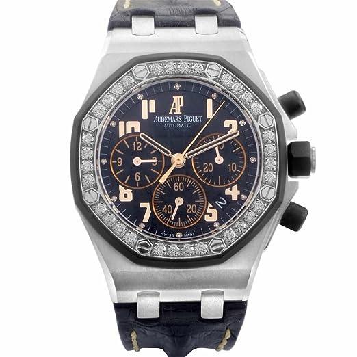 Audemars Piguet Royal Oak Offshore - Reloj automático para mujer (certificado de segunda mano)