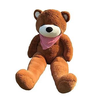 Joyfay Marca oso de peluche 180 cm gigante de la muñeca de juguete suave de la