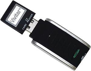 Vivitar Secure Digital Card Reader/Writer VIV-RW-SD