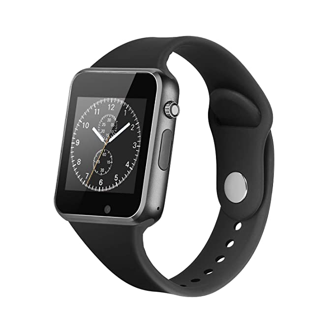 Smart Watch for Android Phones,2018 Bluetooth smartwatch Phone Watch, Waterproof Smart Watches Touchscreen with Camera Compatible for iOS iPhone X 8 7 ...