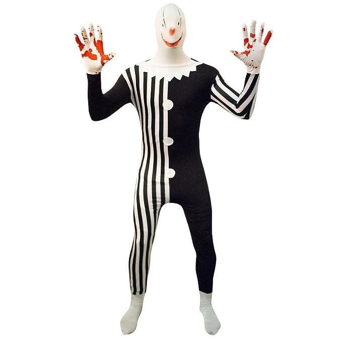 Disfraces de Halloween/disfraz Mono Lycra Spandex Full Body ...
