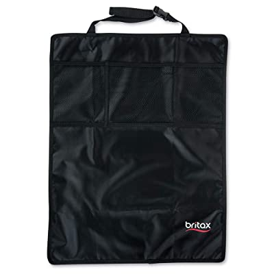 Britax 2 Pack Kick Mats, Black : Automotive Seat Back Kick Protectors : Baby