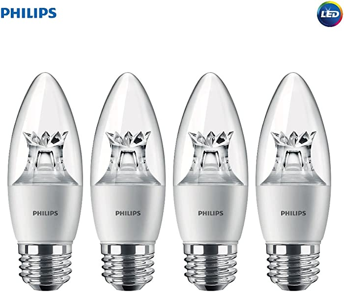 The Best Ge 4W 2700K Led Bulbs