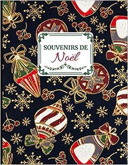 Souvenirs de Noël: Idée cadeau sympa pour toute la famille. Album