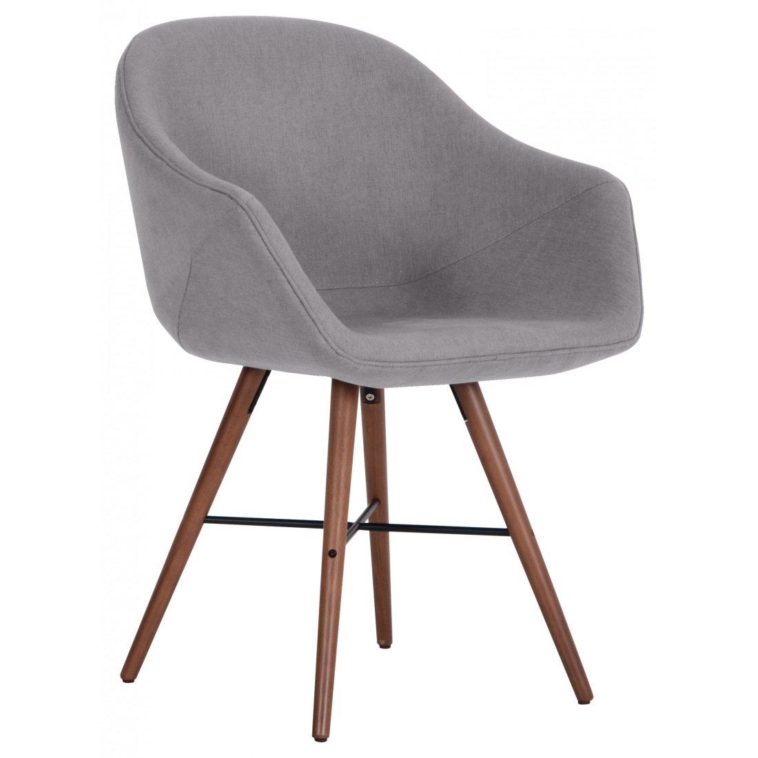 Esszimmerstuhl Grau Stuhl Stühle Küchenstühle Essgruppe: Amazon.de ...