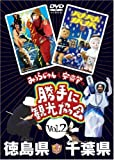 みうらじゅん&安斎肇の「勝手に観光協会」徳島県・千葉県 [DVD]