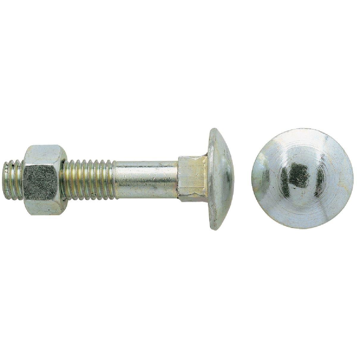Boulon japy zingu/é 60 mm Bo/îte de 100 /Ø 7 mm Filetage partiel 20 mm Viswood