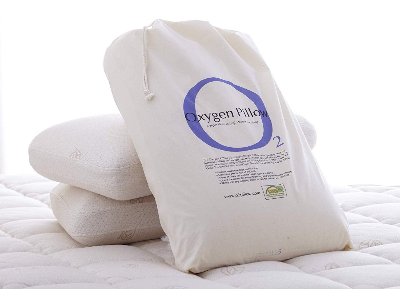 SC41 Oxygen Pillow Latex Bed Pillow