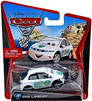 Disney Pixar Cars 2 Movie 155 Die Cast Car Erik Laneley 39 Wgp
