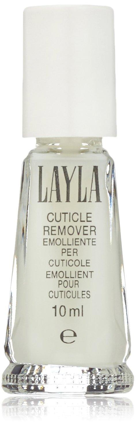 Cuticle Remover Emoliente per Cuticole Unghie Layla Cosmetics 1825R10