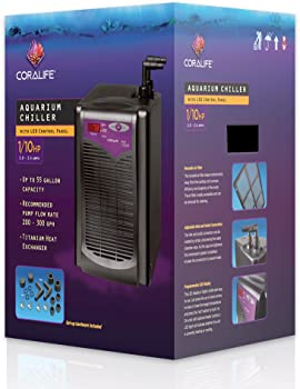 Coralife Energy Aquarium Chiller