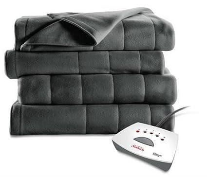 1 venta Sunbeam manta eléctrica - Extra suave forro polar ...