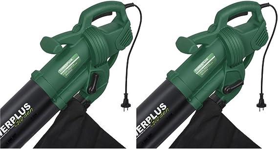 VARO - Soplador/Aspirador hojas 3000W capacidad de bolsa 35 l ...