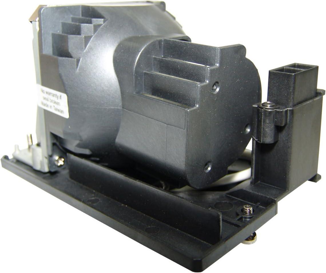Lampara de Reemplazo con Carcasa AuraBeam Profesional para Proyector NEC NP-V260XG accionado por Philips